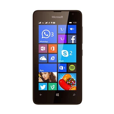 Hp Microsoft Lumia 430 Dual Sim Microsoft Lumia 430 Dual Sim Warna Hitam Dijual Seputar Dunia Ponsel Dan Hp