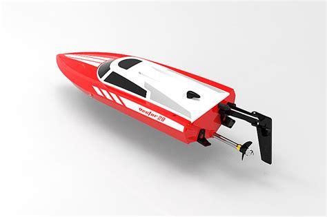 volantex vector 28 rc boat volantex vector 28 mini racing boat rtr red