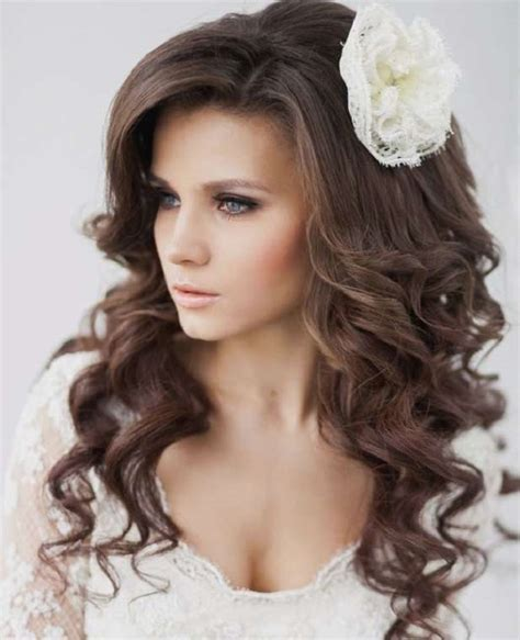 wedding hairstyle ideas for hair hairstyles for the with curly hair ideas and trends