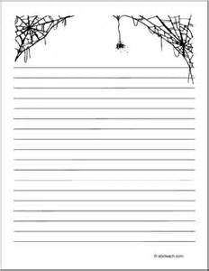 Spider Writing Paper Best Photos Of Spider Writing Paper Template Free Spider