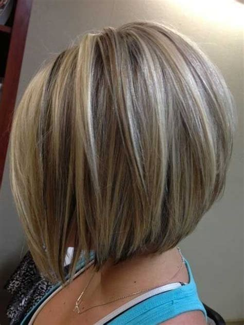 reverse bob with two tone color 40 inverted bob hairstyles you should not miss ecstasycoffee