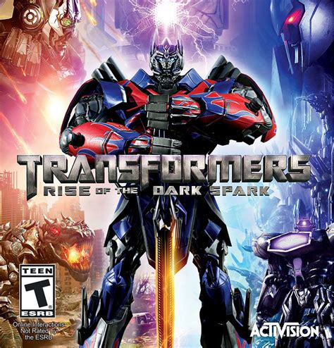 Pc Transformers Rise Of The Spark transformers rise of the spark free