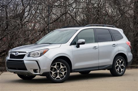 2014 subaru forester xt review photo gallery autoblog