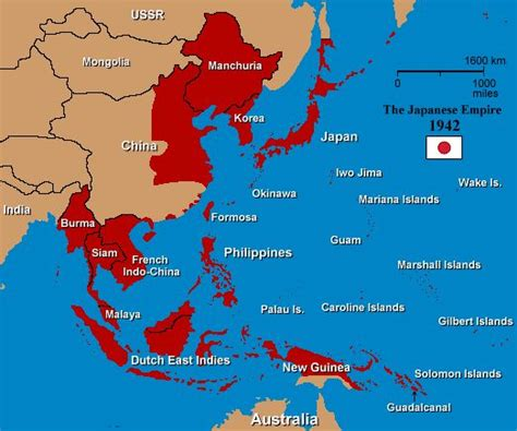 map of the united states empire cbi theater map japanese empire 1942