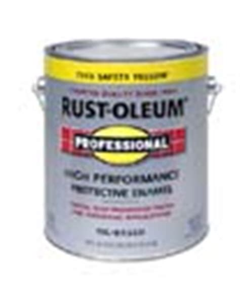 rustoleum 75434 7543402 safety yellow professional size 1 gallon rust oleum manufacturers