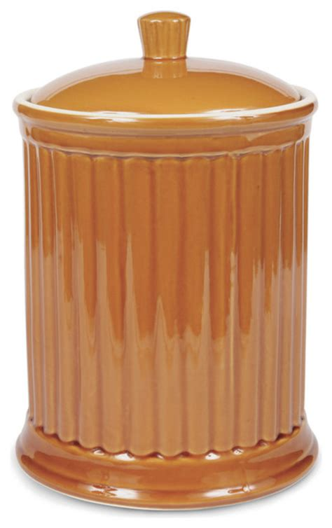simsbury large canister citron kitchen canisters