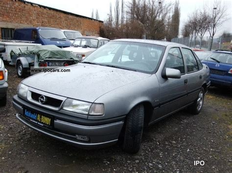 opel vectra 1995 sport 1995 opel vectra cdx car photo and specs