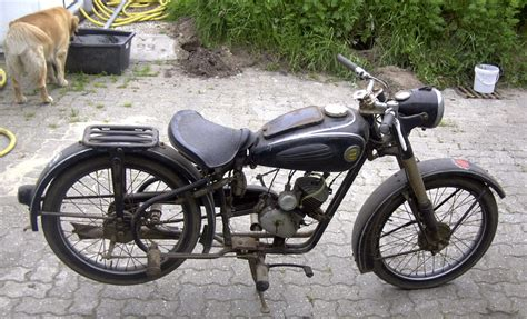 Sachs Panther Motorrad by 1042 X