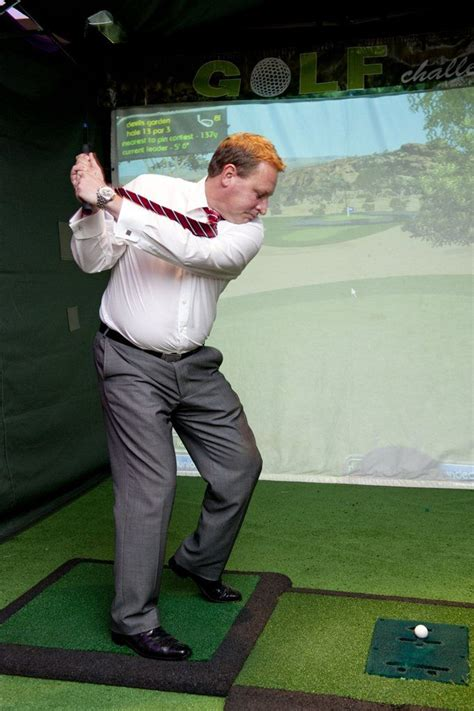 golf swing simulators 56 best images about house movie theatres bowling alleys