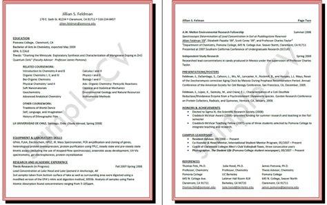 how to write curriculum vitae perfect resume format