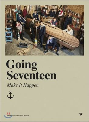 Going Seventeen Make A Wish Ver shopandbox buy seventeen going seventeen ver a make a wish from kr