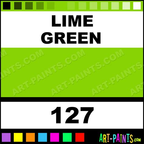 image gallery lime green color code