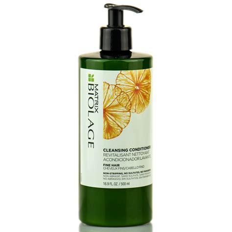best wen for fine hair matrix biolage cleansing conditioner for fine hair