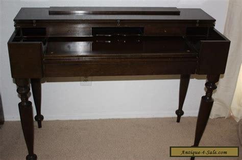 mahogany desk for sale antique vintage primative spinet piano desk with mahogany