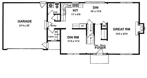 colony homes floor plans house plan 94160 at familyhomeplans com