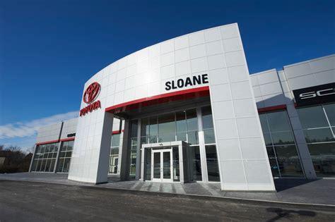 Sloan Toyota Sloane Toyota Penney Design