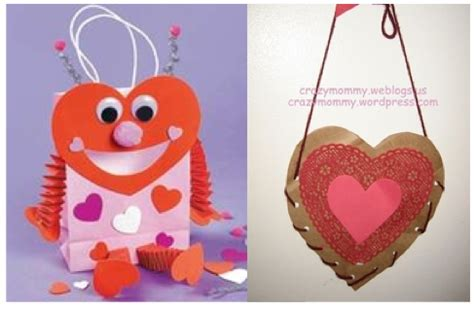 valentines bags ideas home confetti s day classroom ideas