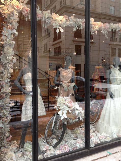 paper flower garlands in bhldn s houston store s spring