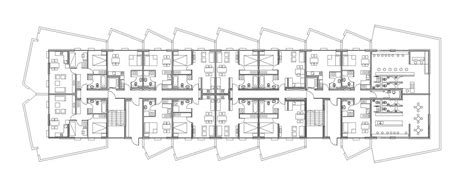 c foster housing floor plans gallery of tetris apartments ofis arhitekti 17