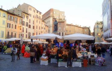 piazza di fiori cheap flights to rome with in tow bts