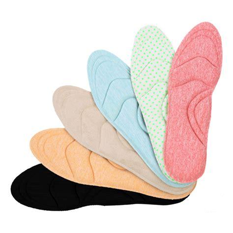 best shoe pads for high heels high heels sponge 4d shoe shoe insoles cushions