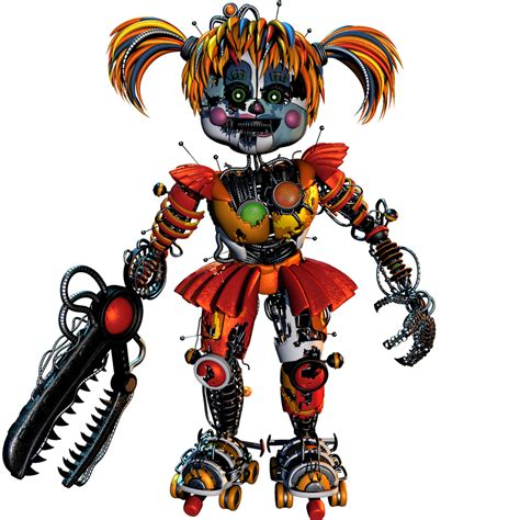 what is fnaf 6 scrap baby fnaf 6 ffps by chuizaproductions