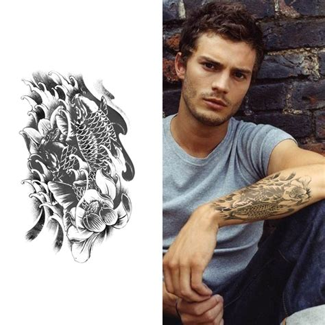 fake tattoo sleeves for men buy wholesale koi sleeves from china koi