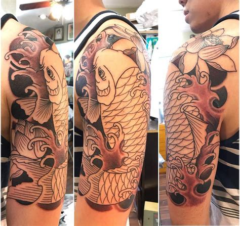 half arm sleeve tattoos 90 cool half sleeve designs meanings top ideas