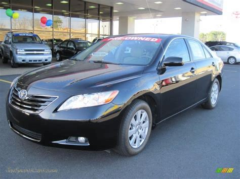 2007 Toyota Camry Xle For Sale 2007 Toyota Camry Xle V6 In Black 536395 Jax Sports