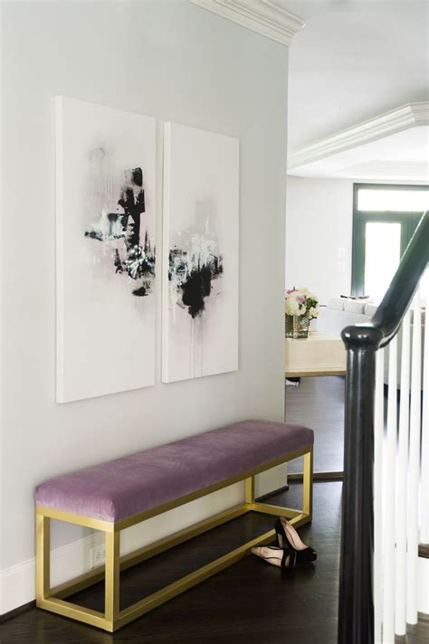 modern hallway bench 10 best ideas about modern artwork on pinterest modern