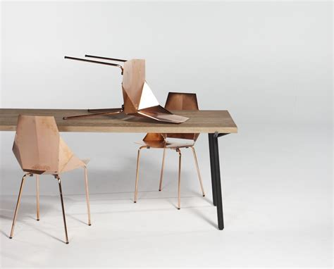 Real Chair Copper Objects Of Design Copper Chair By Dot Mad About The