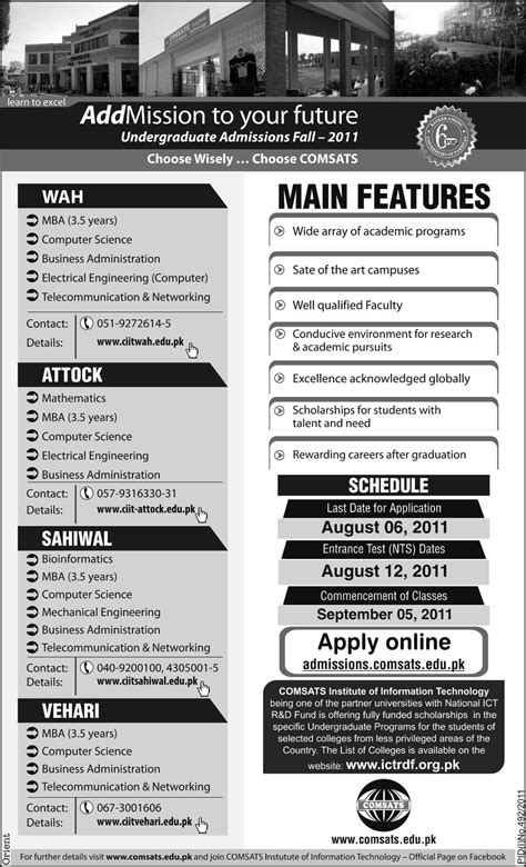 Information Technology Mba Programs by Mba Admission Attock