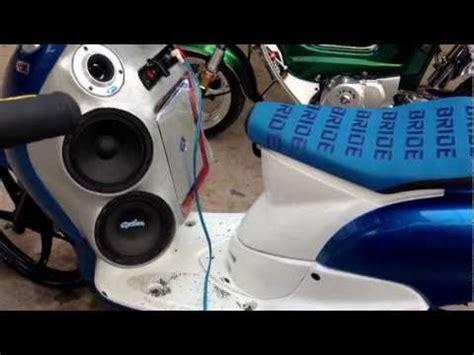Cst 8200n 2 1 cara merubah speaker simbada ac menjadi dc untuk di mobil
