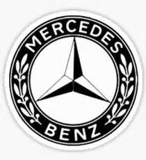 Mercedes Stickers Mercedes Stickers Redbubble