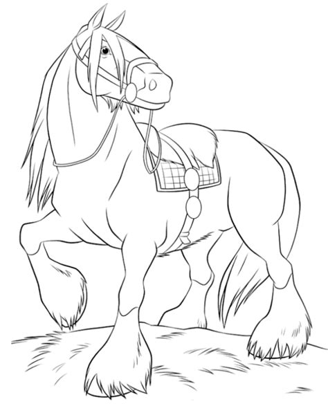 coloring pages of cute horses cute horse coloring page animal coloring pages animal