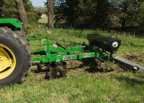 Wildlife Food Plot Planters by Deere Fp22 Series Food Plot Seeders Seeding Equipment
