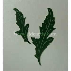 britannia dies poppy leaves 104