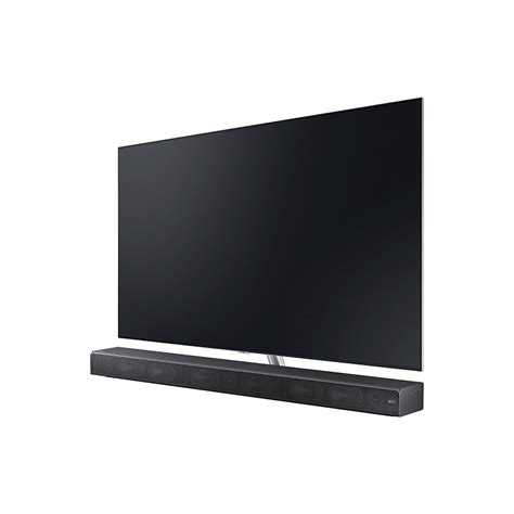Tv Samsung Soundbar samsung hw ms650 wireless tv soundbar w distortion cancelling sound bars audiovisual