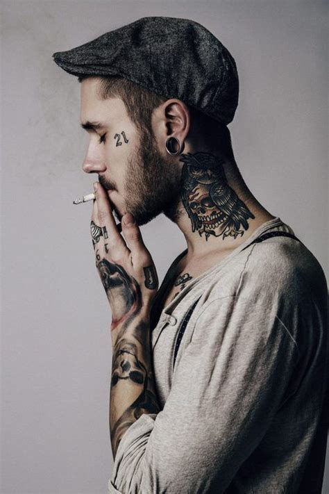 tattoo neck guy neck tattoo designs for men mens neck tattoo ideas