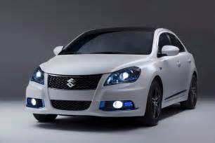 Automatic Suzuki New Suzuki Kizashi Ecocharge Concept Previews Hybrid Version