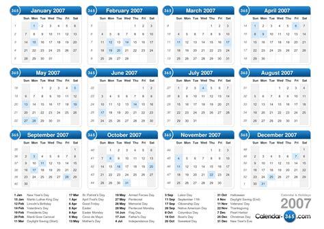 Calendario Abril 2006 2007 Calendar
