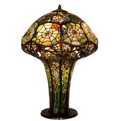 stained glass table ls for sale collectibles daily