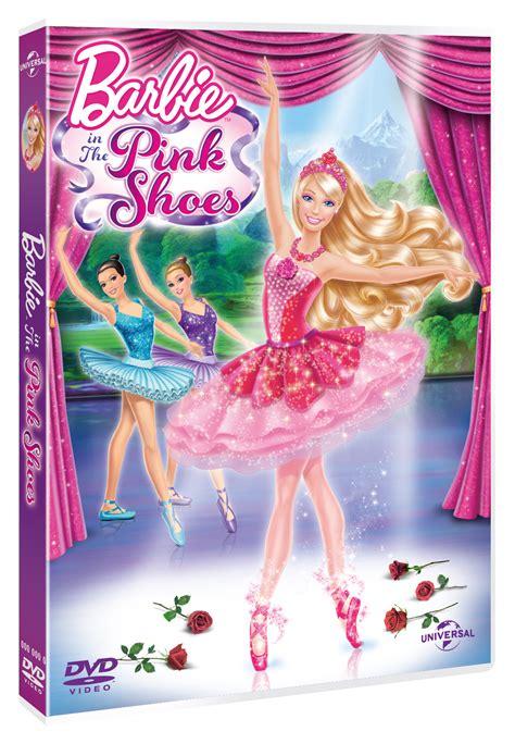 film barbie ballerina new barbie movie barbie in the pink shoes