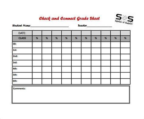 grading sheet template grade sheet template 32 free word excel pdf documents