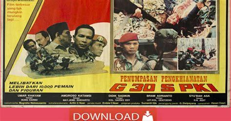 Film Kisah Nyata Di Indonesia | download film g30spki full movie kisah pengkhianatan