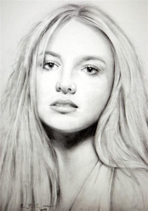 pencil portrait drawing charcoal portrait drawing efcruz foundmyself