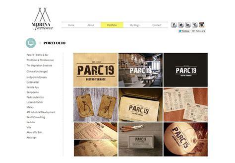 Amazing Online Portfolio Exles Wix Portfolio Templates