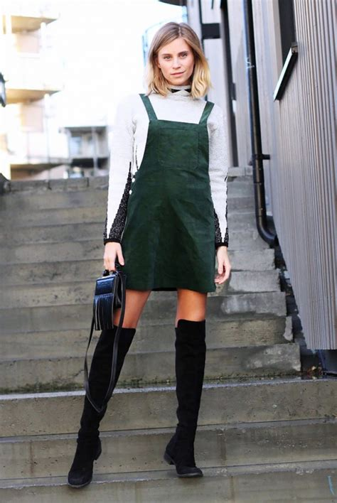 knee boots front row