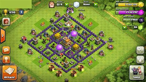 coc town hall 7 town hall 7 clash of clans www pixshark com images