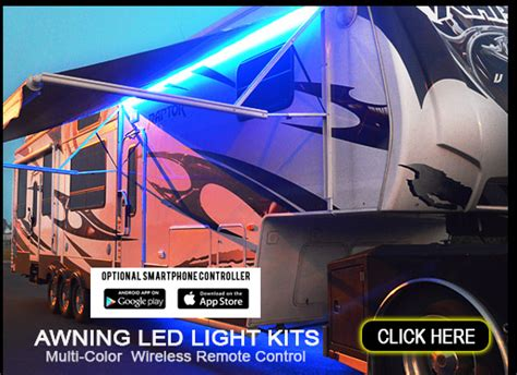 led light kits for rvs cers and trailers
